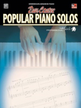 Dan Coates Popular Piano Solos (The Professional Touch)