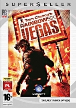 Tom Clancy's Rainbow Six: Vegas (SuperSeller) [Tanie granie]