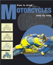 How to draw motorcycles Step by step