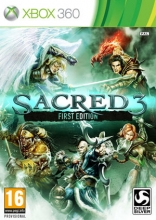 Sacred 3 - First Edition (Xbox 360)