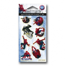 Nalepki Golden Trim Stickers Spider-Man 3
