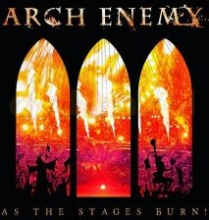 As The Stages Burn! (CD/DVD)