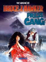 Bruce J. Hawker. Press Gang