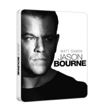 Jason Bourne (Blu-ray steelbook)