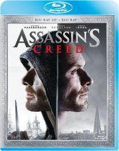 Assassin's Creed (2 Blu-ray 3D)