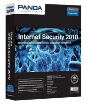 Panda Internet Security 2010 BOX 1PC/12M