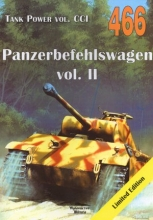 Panzerbefehlswagen vol. II Tank Power vol. CCI 466