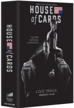 House of Cards. Sezon 2 (4 DVD)