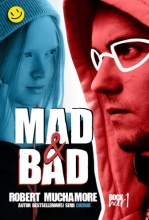 Mad&Bad. Cykl Rock War. Tom 1