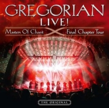 Live! Master Of Chant - Final Chapter Tour (Digipack) (DVD/2CD)
