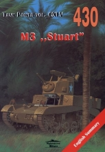 "M3 ""Stuart"". Tank Power vol. CXLV 430"