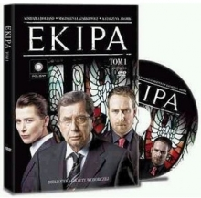 Ekipa. Tom 1 (booklet DVD)
