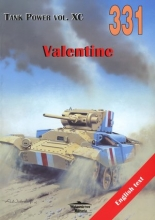 Valentine vol. I. Tank Power vol. XC 331