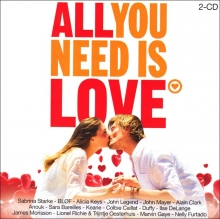 All Need Is Love - Love Songs ( 2CD)