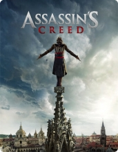 Assassin's Creed (Steelbook) (2 Blu-ray 3D)
