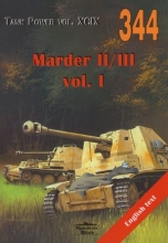 Marder II/III vol. I Tank Power vol. XCIX 344