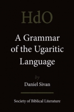 Grammar of the Ugaritic Language