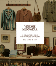Vintage Menswear: A Collection from The Vintage Showroom (Pocket Editions)