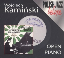 Open Piano (Digipack)