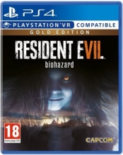 Resident Evil VII: Biohazard Gold Edition (PS4)