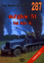 mZgkw 5t Sd Kfz 6. Tank Power vol. LVIII 287