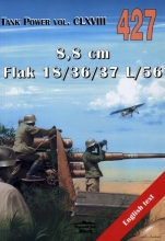 8,8 cm Flak 18/36/37 L/56. Tank Power vol. CLXVIII 427