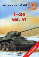 T-34 vol. VI. Tank Power vol. LXXXVII 328