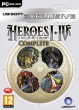 Heroes of Might & Magic I-IV (Ubisoft Exclusive)