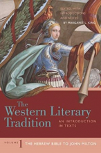 The Western Literary Tradition: Volume 1