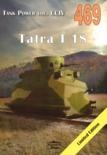 Tatra T 18 Tank Power vol. CCIV 469