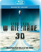 Star Trek: W nieznane (2 Blu-ray 3D)