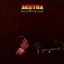 Aretha Franklin Live At The Fillmore West