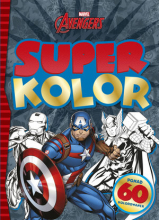 Superkolor. Marvel Avengers