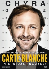 Carte Blanche (booklet DVD)