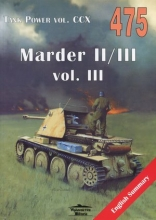 Marder II/III vol. III. Tank Power vol. CCX 475