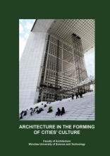 Architecture in the Forming of Cities' Culture