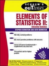 Schaum's Outline of Elements of Statistics