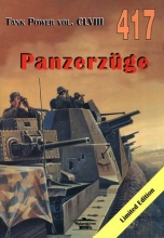 Panzerzuge. Tank Power vol. CLVIII 417