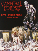 Live Cannibalism (DVD)