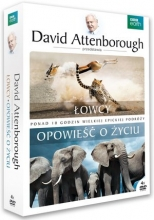 David Attenborough. Zestaw (4 DVD)