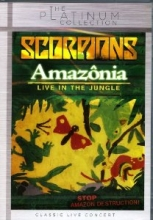 Amazonia - Live In The Jungle (DVD)