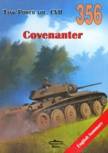 Covenanter. Tank Power vol. CVII 356