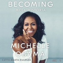 Becoming. Moja historia (książka audio)