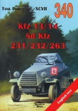 Kfz 13/14 Sd Kfz 231/232/263. Tank Power vol. XCVII 340