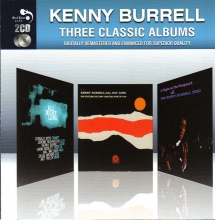 Three Classic Albums - All Night Long & All Day Long & A Night At The Vanguard (Slipcase) (Remastered) (*)