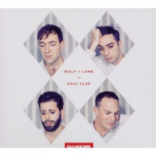 DJ-Kicks: Wolf + Lamb Vs. Soul Clap (Digipack)