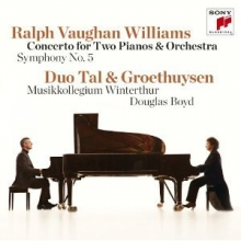 Vaughan Williams: Piano Concerto & Symphony No. 5