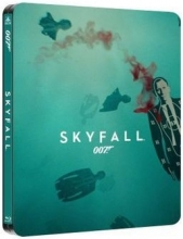 James Bond 007 - Skyfall (Blu-ray steelbook)