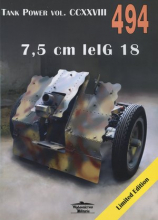 7,5 cm lelG 18. Tank Power vol. CCXXVIII 494