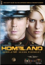 Homeland (sezon 1, 4 DVD)